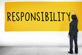 Responsibility Reflection