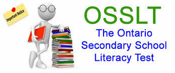 Ontario Secondary School Literacy Test Modified Day April 10, 2018