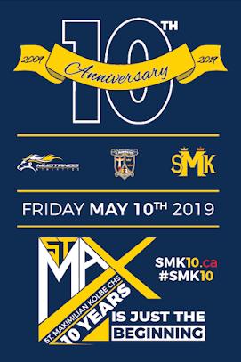 SMK 10 Year Anniversary