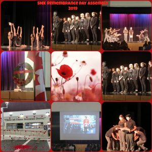 Remembrance Day Assembly 2019