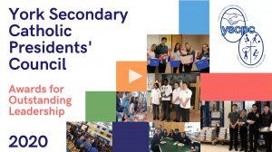 2019-2020 YSCPC Awards