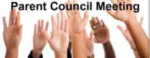 Catholic School Council Meeting